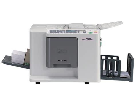Toner Riso riso cv3030 digital duplicator