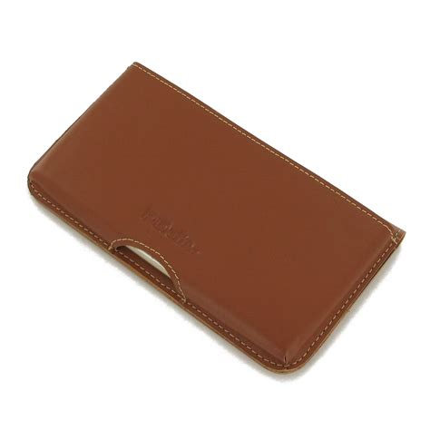samsung galaxy j3 pro leather wallet pouch brown pdair