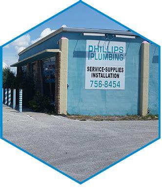 Phillips Plumbing Tracy Edwards LLC DBA   Plumbing Sarasota
