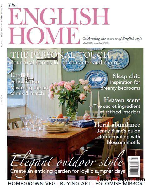 design magazine english the english home may 2011 187 download pdf magazines