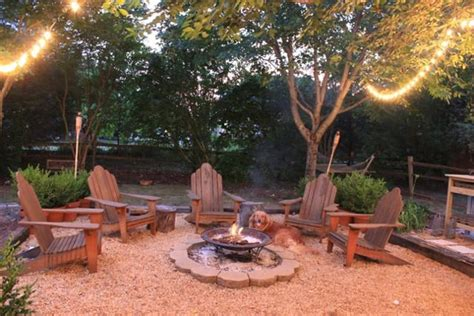 best lights for the backyard sitting area best outdoor fire pit ideas to have the ultimate backyard