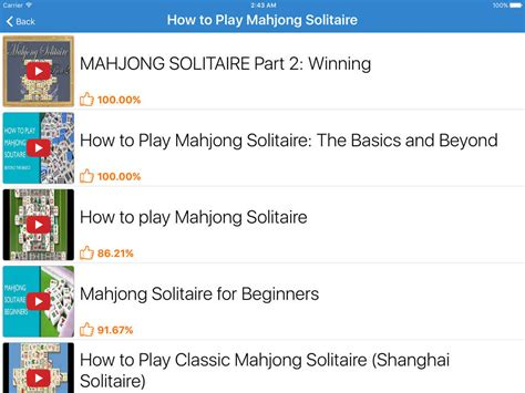 how to play mahjong for app shopper how to play mahjong education