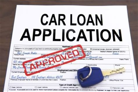 common car loan mistakes  people
