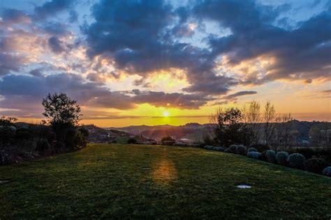 Tuscan Orange tuscan sunsets an american in rome