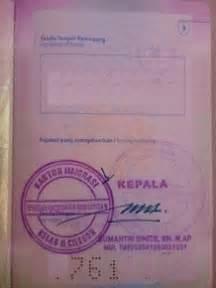 apakah membuat paspor harus sesuai domisili paspor baru mengikuti standar icao nichealeia