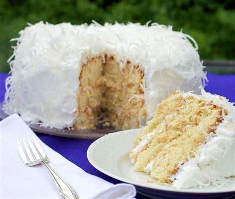 diabetic friendly coconut layer cake diabetic club diet