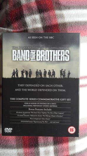 Band Of Brothers Dvd Box Set Collection Koleksi band of brothers box set for sale in dungarvan waterford