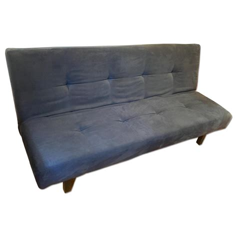 Raymour And Flanigan Sofa Bed by Ikea Balkarp Sofa Bed In Blue Aptdeco