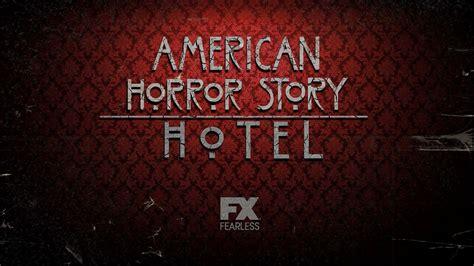 themes in american horror story hotel american horror story hotel 1er teaser avec lady gaga