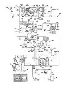 047 electrical schematic w loader restraint ford diesel engine l 783 l 785 new