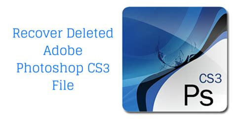 reset tools photoshop cs3 how to recover deleted adobe photoshop cs3 file on windows mac