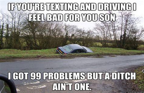 Text Driving Meme - don t text and drive