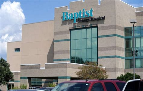 Baptist Hospital Beaumont Tx Detox Center by Baptist Orange Hospital Will No Longer Admit Patients