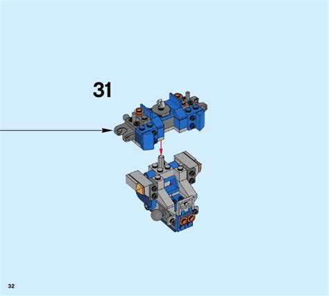 Lego 70327 The King S Mech Nexo Knights 1 lego the king s mech 70327 nexo knights