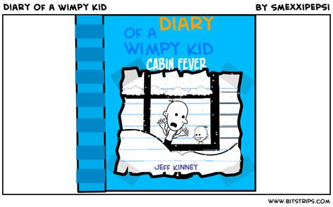 Characters In Diary Of A Wimpy Kid Cabin Fever by Diary Of A Wimpy Kid Bitstrips
