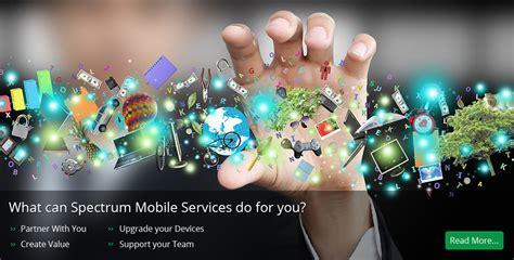 mobile services spectrum mobile services