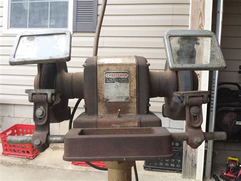 powercraft bench grinder 100 craftsman 6 bench grinder bosch concrete