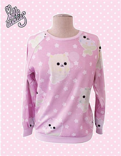 Kawai Sweater Pink 1000 images about alpacasso on kawaii shop alpacas and llamas