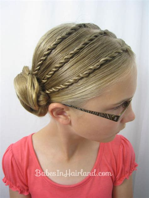 10 and easy back to school hairstyles in