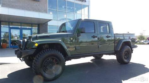 jeep brute filson 2013 aev brute cab filson edition rubicon 6 4l v8