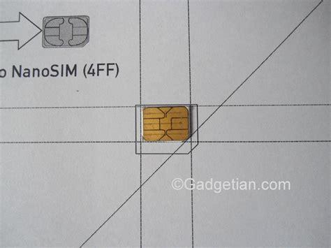 Micro Sim Card Template 8 5x 11 by Tagliare Da Sim O Micro Sim A Nano Sim Guida Pdf