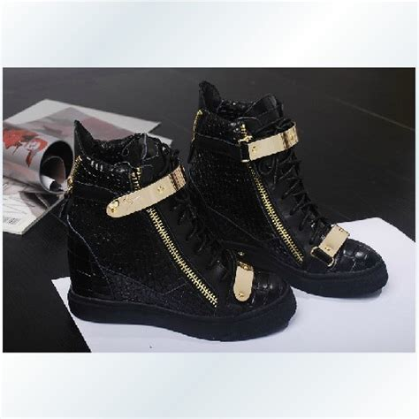 New Arrival Shoes Pantofel Crocodille Cowok free shipping new arrival gz high top fashion wedges sneakers for crocodile pattern shoes