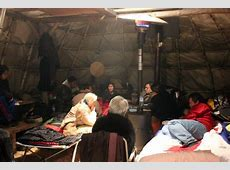 Hunger Strikers Demand Indian Act Chiefs of Nova Scotia ... Kma