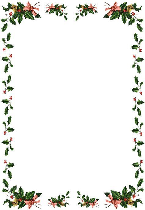 Christmas borders free vector christmas border clip art free