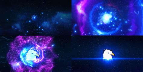 Space Explosion Logo Opener Space After Effects Templates F5 Design Com Space After Effects Template