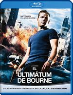 el caso bourne trilogia trilog 237 a bourne en blu ray 1080b