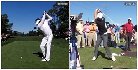 sadlowski swing why flaring your feet at address makes golf easier page