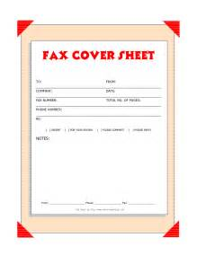 free cover sheet template free downloads fax covers sheets free printable fax