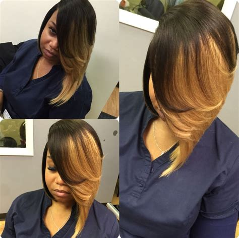 Bob Quickweave With Front Closure | 17 best images about my work on pinterest lace closure