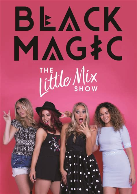 Sho Black Magic black magic the mix show playhouse whitely bay