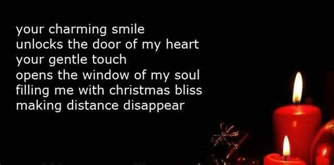 short christmas love poems  candle cute love quotes   merry christmas love