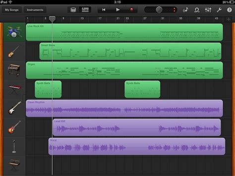 Garageband Keyboard Shortcuts Pdf Garageband Iphone App Free
