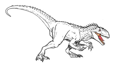 coloring page tree rex 11 images of lego indominus rex coloring pages jurassic