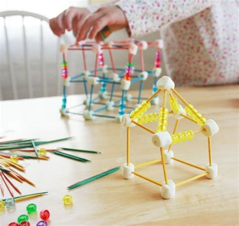 building crafts for hello wonderful 10 creative stacking and building projects