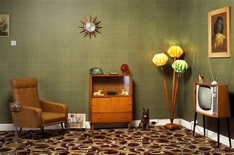 vintage style home decor 60s interior 60 s pinterest interiors