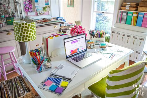 Desk Decorating Ideas by Favorite Room Tours In Own Style