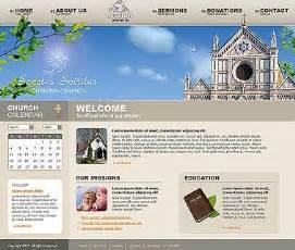 church site templates church website template best website templates