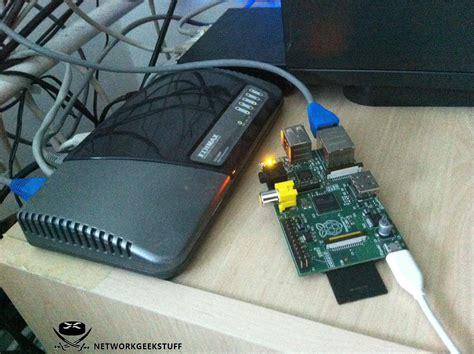 L Server Raspberry Pi by Networkgeekstuff Running Now On Raspberry Pi