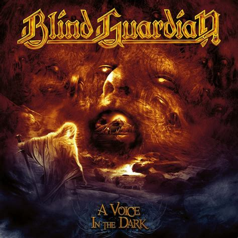 Cd Blind Guardian A Voice In The Obi blind guardian a voice in the nuclear blast
