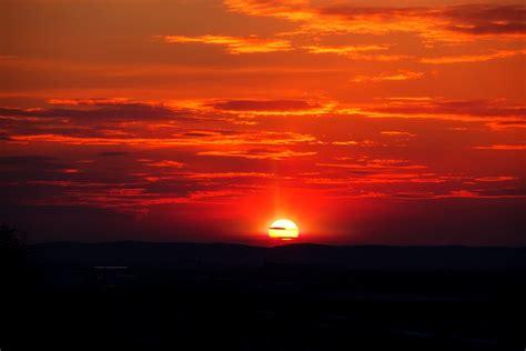 Sun Set sunset sun afterglow 183 free photo on pixabay