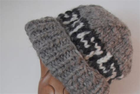 how to knit toque honey nutbrown s knitting cowichan toque
