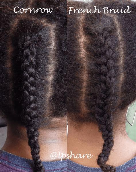 french braid natural hair how to french braid natural hair naturally lp
