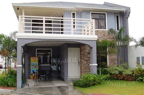 philippines native house designs and floor plans filipino simple two storey dream home design philippines