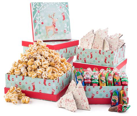christmas holiday gourmet food baskets nuts gift basket mixed nuts 7 different nuts five star gift baskets happy honey nuts and popcorn cherry bark gourmet gift basket 3 tier tower