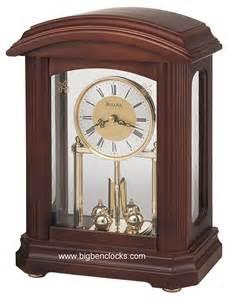 Bulova Mantel Clock Bulova Anniversary Clock B1848 Nordale