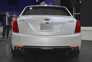 Cadillac South 2016 Cadillac Ct6 Look Motor Trend